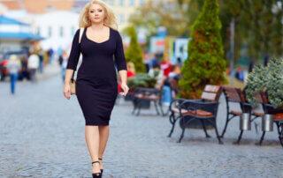 Vêtements pour femme ronde
