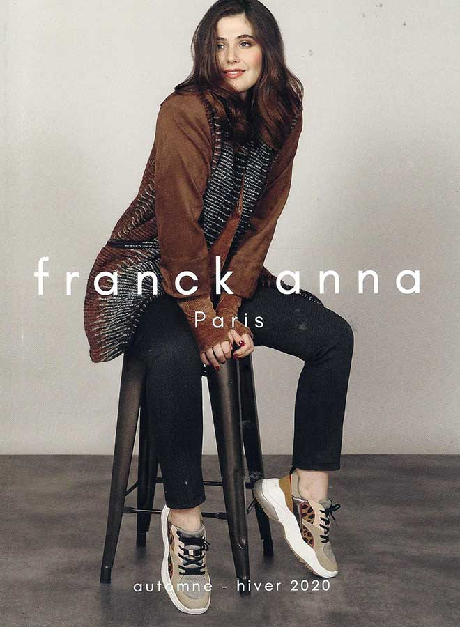 Vêtements pour femme Franck Anna